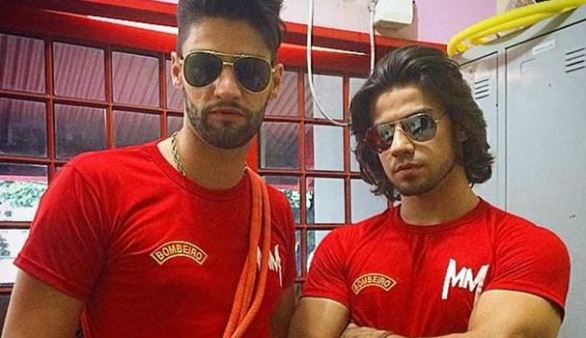 Munhoz e Mariano criticaram a organização do show publicamente - Foto: Reprodução   Instagram   @munhoz_frango