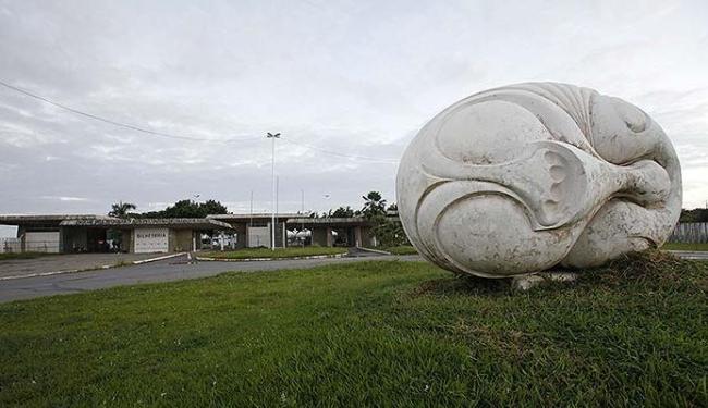 Parque de Exposições já vai passar por reforma - Foto: Margarida Neide | Ag. A TARDE