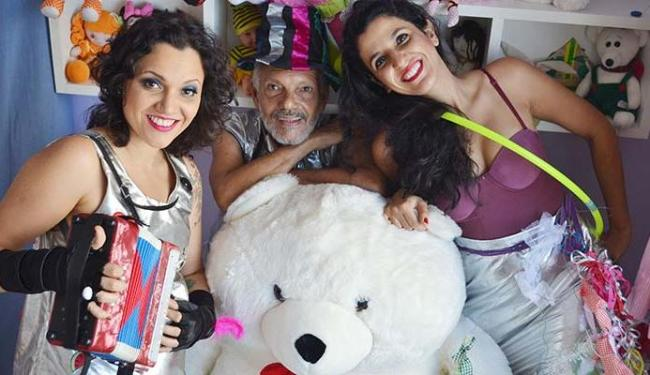 Marcela Bellas, Helson Hart e Taís Nader se apresentam neste sábado - Foto: Nila Carneiro | Divulgação