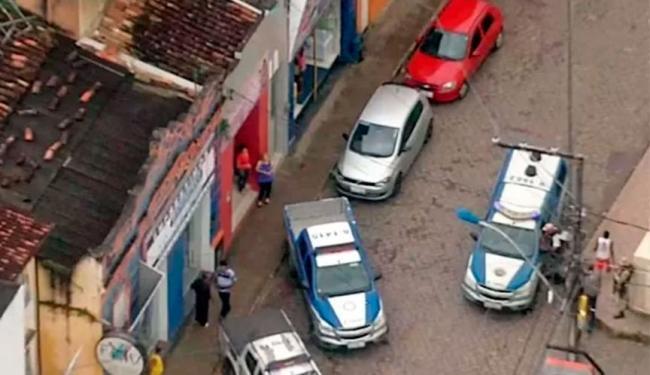 Crime aconteceu na tarde desta quinta - Foto: Reprodução | TV Bahia
