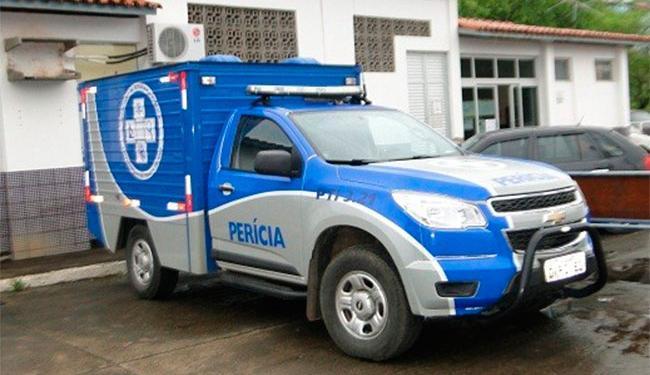 Vítima foi morta com golpes de bloco de cimento na cabeça - Foto: Reprodução | Blog Marcos Frahm