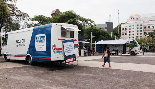 Procon estará em Plataforma - Foto: Joá Souza | Ag. A TARDE