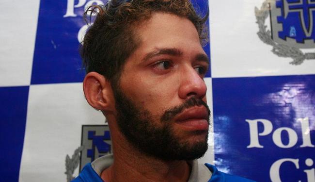 Rafael Pinheiro é acusado de ter matado o menino Marcos Vinícius Carvalho - Foto: Edilson Lima | Ag. A TARDE