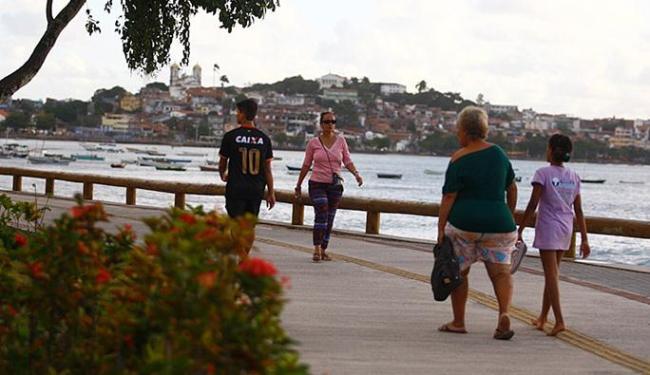 Empresários devem aproveitar incentivos da prefeitura para implantar uma marina na região da Ribeira - Foto: Joá Souza l Ag. A TARDE
