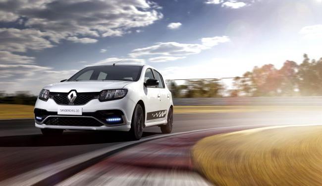 Renault lança Sandero RS mês que vem - Foto: Divulgação Renault