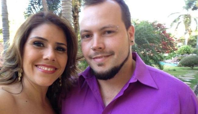 Luciana e Marcel foram agredidos por taxistas em Belo Horizonte - Foto: Reprodução | Facebook | Luciana Machado