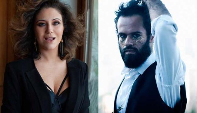 Maria Rita e Marcelo Jeneci vão estrear o projeto Som na Fonte - Foto: Divulgaçaõ