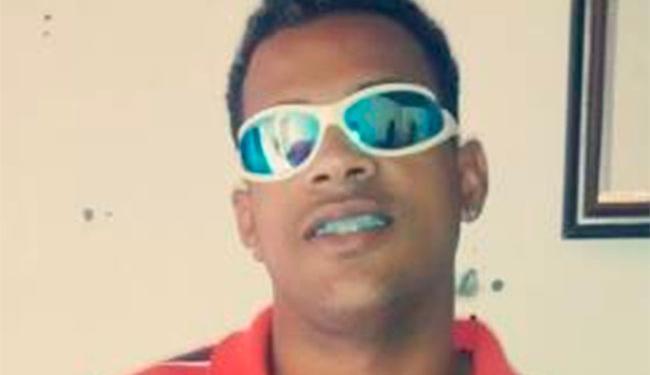 Rodrigo foi baleado no rosto durante assalto - Foto: Reprodução | Facebook