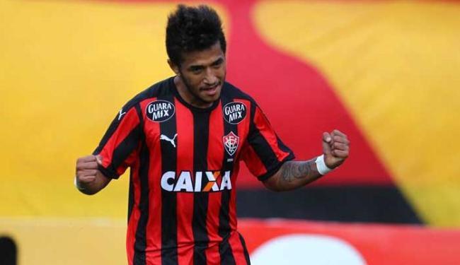 Rogério tem cinco gols marcados na Série B, liderada pelo Vitória - Foto: Eduardo Martins   Ag. A Tarde