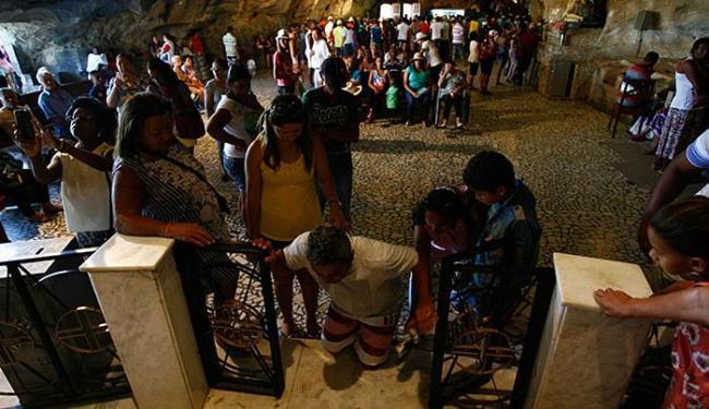 Cidade do oeste abriga grutas consideradas sagradas - Foto: Gildo Lima l Divulgação