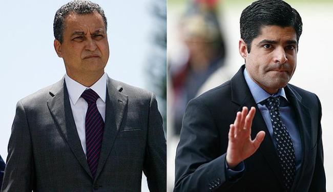 Governador da Bahia e prefeito de Salvador falaram sobre as manifestações - Foto: Raul Spinassé | Ag. A TARDE