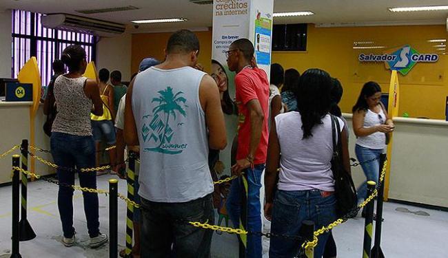 Atendimento será retomado na segunda, 17 - Foto: Edilson Lima | Ag. A TARDE