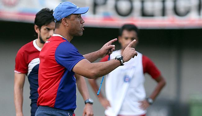 Técnico do Bahia faz mistérios na escalação da equipe - Foto: Felipe Oliveira l E.C. Bahia
