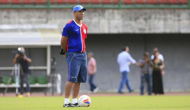 Vamos fazer um grande jogo na sexta, diz Soares - Foto: Edilson Lima   Ag. A TARDE   21.07.2015