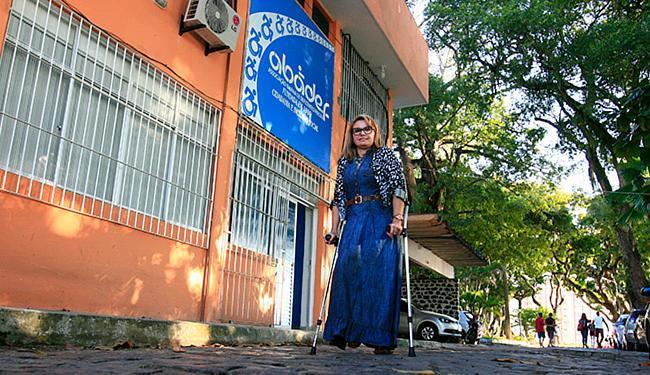 Silvanete comemora sanção da lei, mas prevê ainda uma longa trajetória de luta - Foto: Mila Cordeiro l Ag. A TARDE