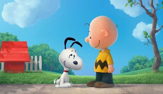 Nova animação do Snoopy chega aos cinemas no final do ano - Foto: Divulgação