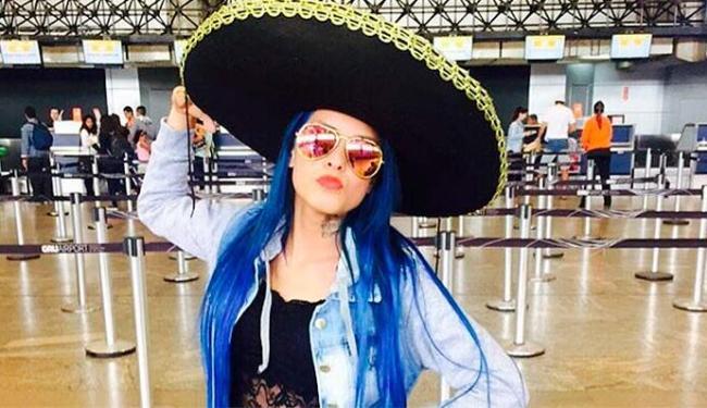 Tati Zaqui está no México, onde gravou um clipe musical - Foto: Divulgação