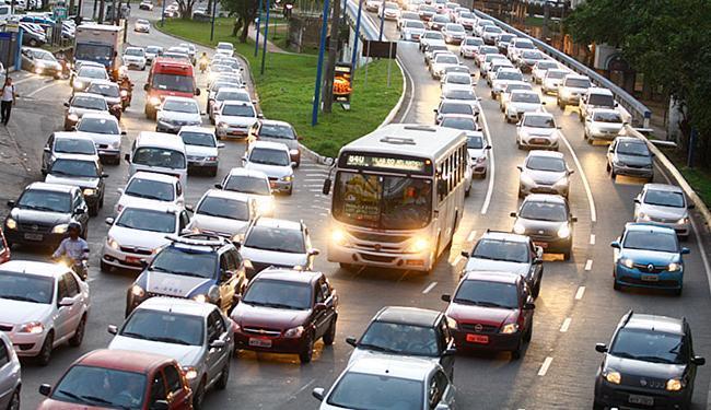 Propostas vencedoras serão implementadas para melhorar mobilidade na capital - Foto: Joá Souza l Ag. A TARDE