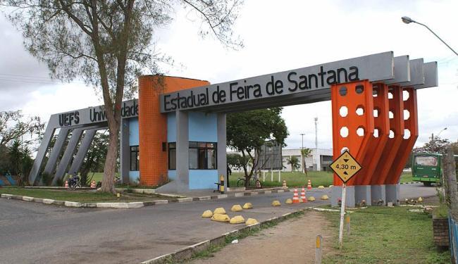 Setor administrativo continua funcionando na Uefs - Foto: Divulgação | Uefs