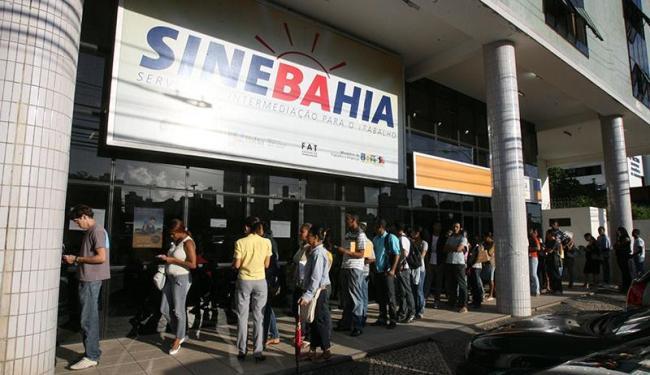 Entre as oportunidades para Salvador, seis são para corretor de seguros - Foto: Arestides Baptista | Arquivo | Ag. A TARDE