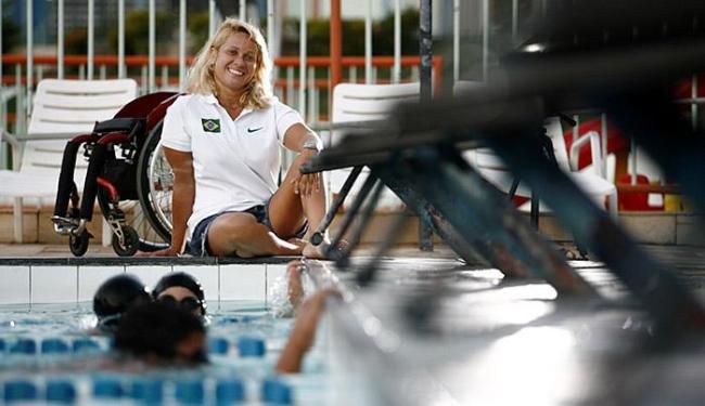 Verônica é esperança de medalha na natação - Foto: Raul Spinassé l Ag. A TARDE l 13.03.2013