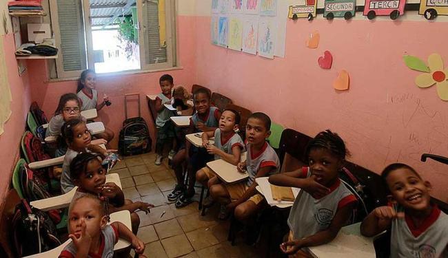 Creche Escola Futuro do Amanhã, na Liberdade, será reformada - Foto: Ibsen Santos | GovBA