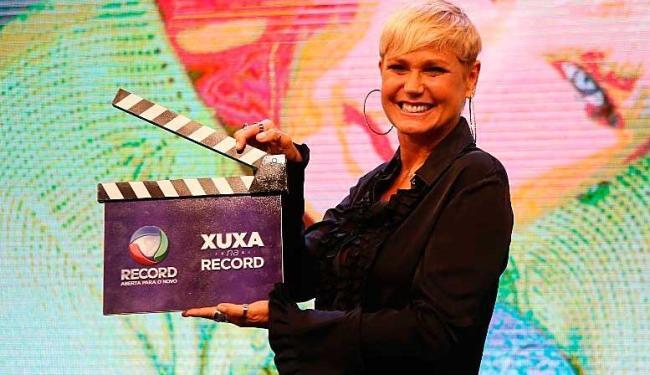 Xuxa afirma que aos 52 anos está se sentindo como criança - Foto: Reprodução | Record