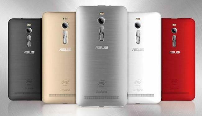 Zenfone 2 chega com preços competitivos - Foto: Divulgação