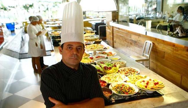 Chef promete inovar no cardápio do Santo Pesce - Foto: Marco Aurélio Martins | Ag. A TARDE
