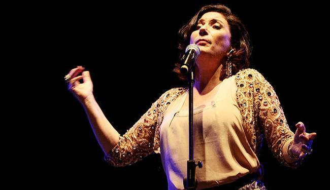 Zizi Possi se apresenta no dia 18 de setembro, às 21h, no Teatro Castro Alves (TCA) - Foto: Mila Cordeiro | Ag. A TARDE