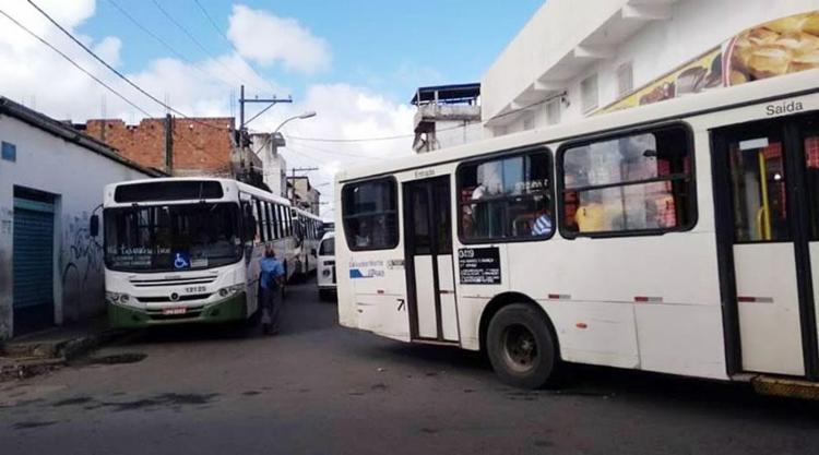Coletivos circulam normalmente até o final de linha do bairro - Foto: Divulgação
