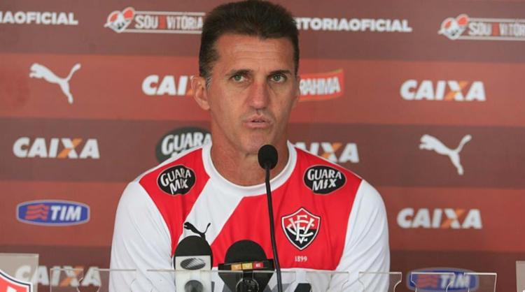 Mancini foi técnico do Vitória, de onde foi demitido em setembro durante o Campeonato Brasileiro - Foto: Edilson Lima   Ag. A TARDE   24.07.2015