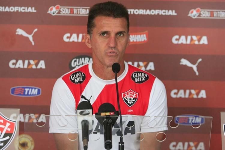 Contra o Peixe, o Vitória tentará a reabilitação no Campeonato Brasileiro - Foto: Edilson Lima   Ag. A TARDE