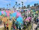 Explosão de cores no Festival de Primavera - Foto: Reprodução