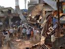 Explosões matam dezenas em restaurante na Índia - Foto: Agência Reuters