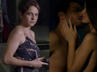 Carolina verá Angel e Alex juntos - Foto: Fotos: Divulgação