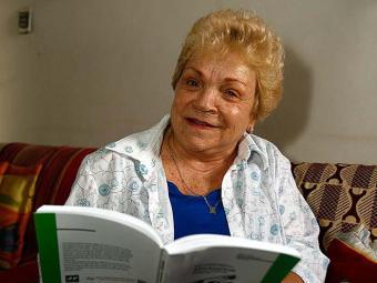 Yeda Pessoa é especialista em línguas africanas - Foto: Luciano da Matta I Ag. A TARDE.| 23.07.2008