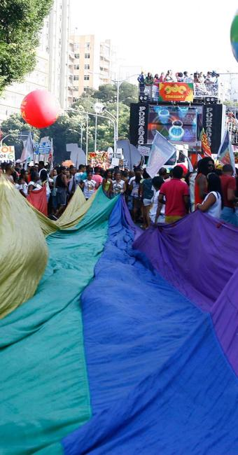 Desfile será realizado na região Campo Grande, no próximo domingo, 13 - Foto: Joá Souza   Ag. A TARDE