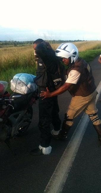 Foram abordadas 9.276 pessoas e 4.228 veículos nas rodovias estaduais durante o feriadão - Foto: Divulgação   Polícia Militar