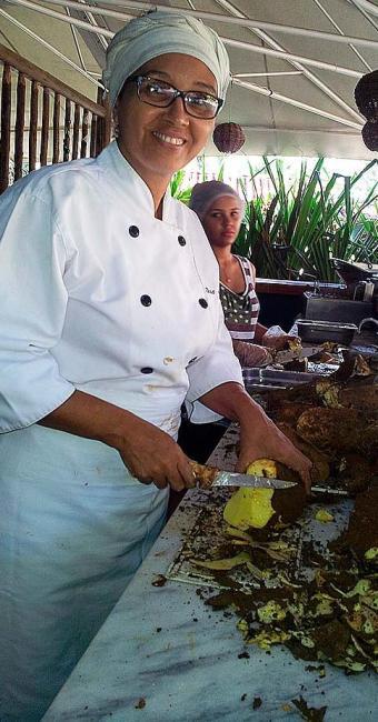 A chef Rosa Gonçalves está à frente da 2ª edição do evento - Foto: Arquivo Pessoal