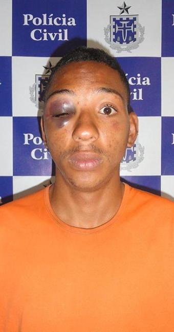 Nadson de Jesus Pepe, de 19 anos, confessou que matou o professor por esganadura - Foto: Divulgação   Polícia Civil