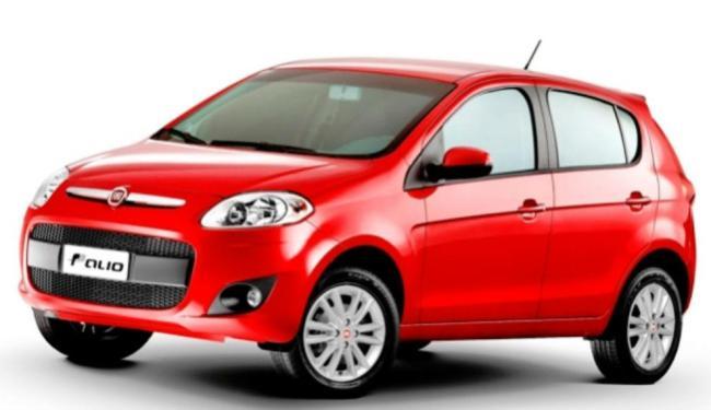 Palio é o carro mais vendido no ano - Foto: Divulgação