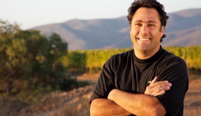Marcelo Papa é enólogo da maior vinícola da América do Sul, a Concha Y Toro - Foto: Sara Matthews / Divulgação