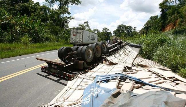 Acidentes nas estradas da Bahia aumentaram - Foto: Fernando Amorim | Ag. A TARDE 16.06.2015