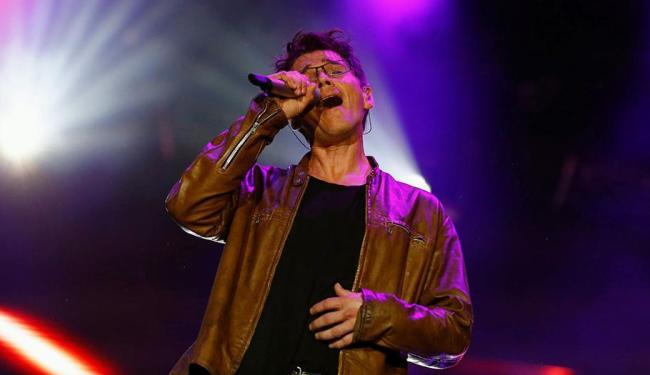 O A-ha cantou músicas do novo disco e grandes sucessos do passado - Foto: Pilar Olivares | Agência Reuters