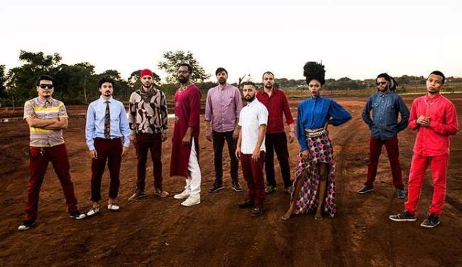 Formado em 2011, grupo é composto por 11 membros - Foto: Sté Frateschii   Divulgação