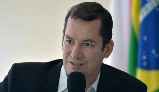 O secretário é acusado de desvio de verbas da Educação - Foto: Max Haack   Divulgação   26.05.2014
