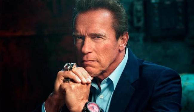 Arnold Schwarzenegger vai fazer cara de mau para famosos e demití-los - Foto: Divulgação
