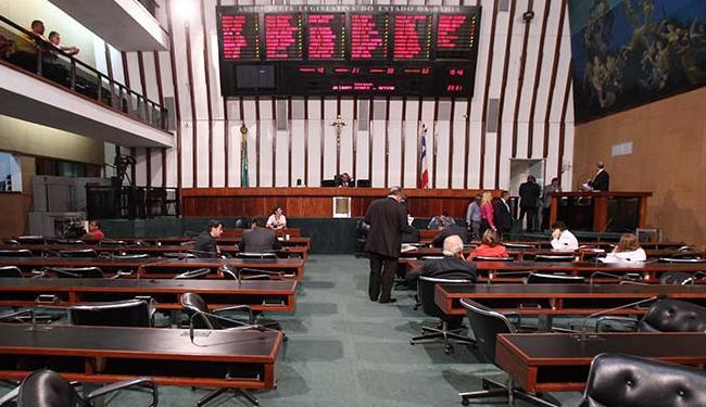 Pauta será votada em sessão extraordinária na segunda, dia 5 - Foto: Lucio Tavora | Ag. A TARDE | 29.12.2014