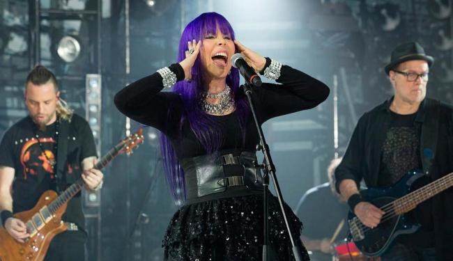 Baby, que cantou no Rock in Rio 1, gravou músicas de Pitty e Rita Lee - Foto: Musikeria | Divulgação